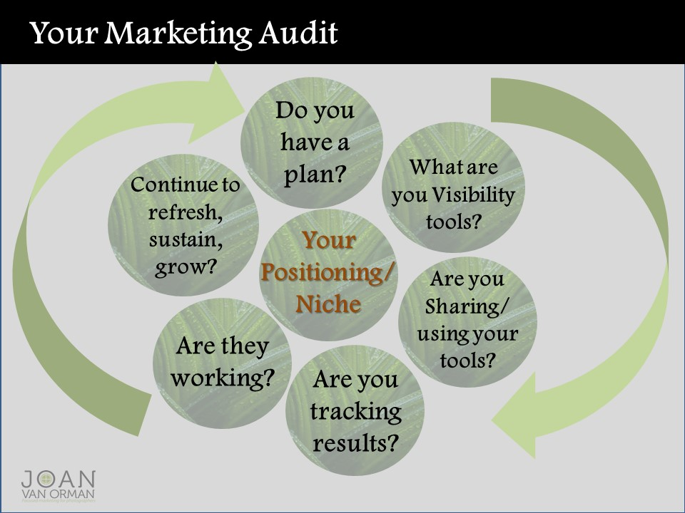 Marketing Audit using The FOCUS Approach